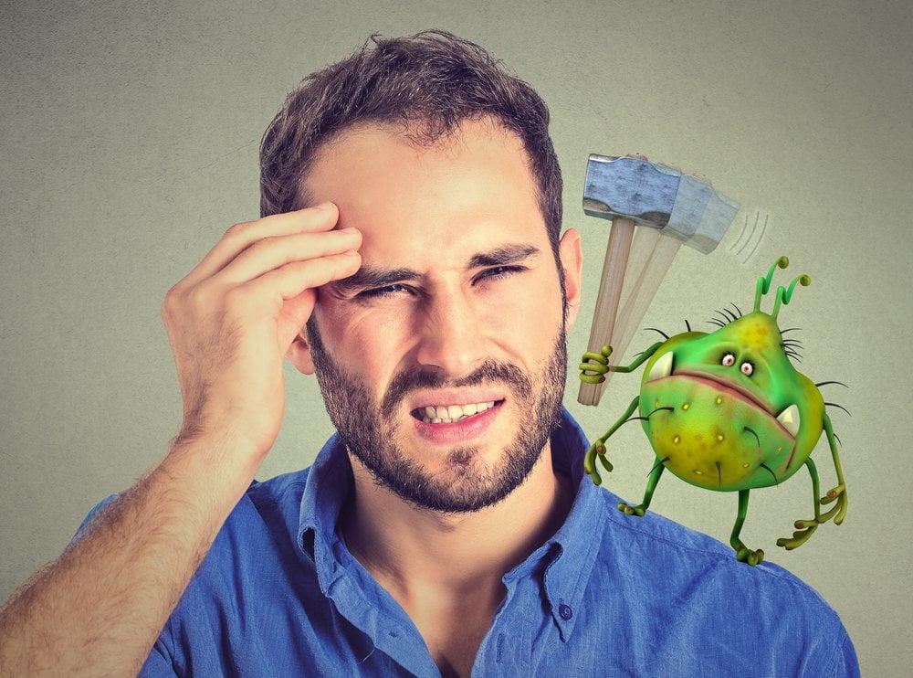 Leichte Kopfschmerzen?