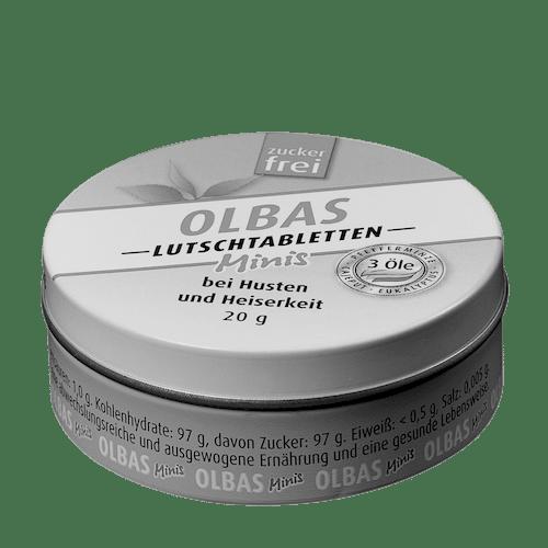 OLBAS® Olbas Minis Lutschtabletten zuckerfrei